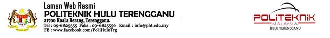 Laman Web Rasmi Politeknik Hulu Terengganu